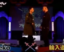 2月20日フリースタイルダンジョン感想まとめ peko 3ステージ目 vs輪入道、FORKそしてついに!!